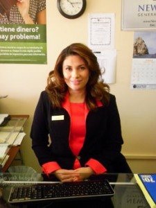 Yaneth Novoa, Office Manager, RTRP & Insurance Agent